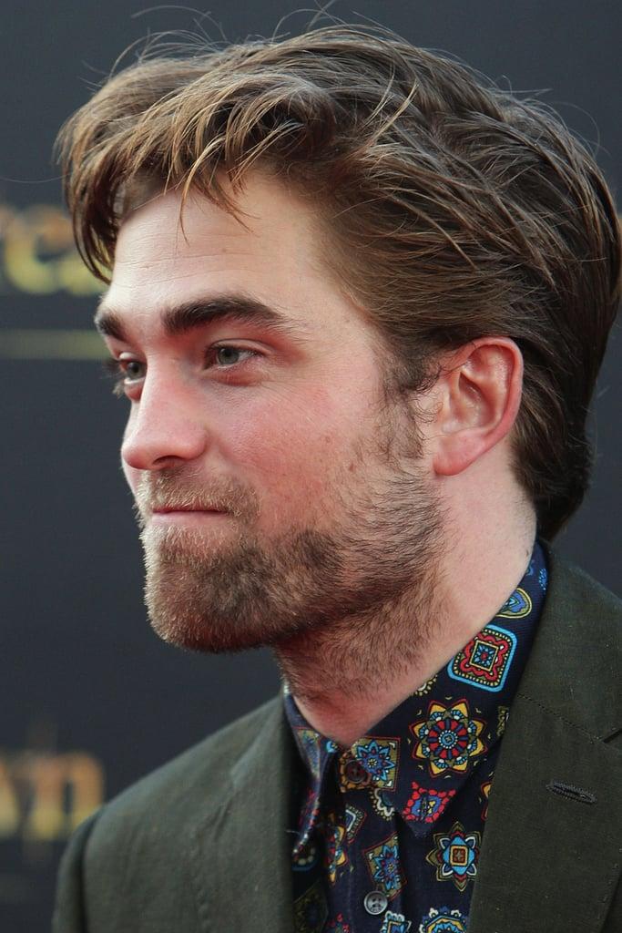 Robert Pattinson promoted  Breaking Dawn - Part 2 in Sydney.
