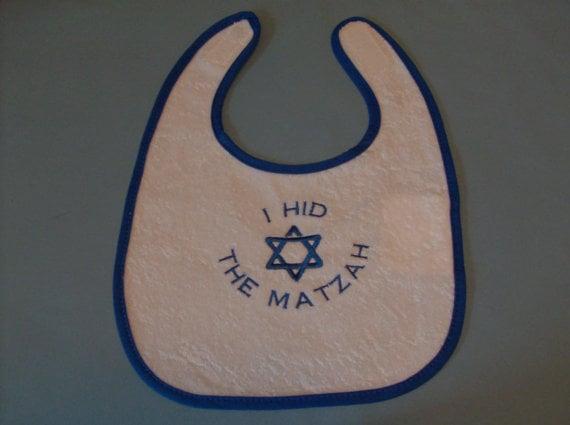Matzo Bib