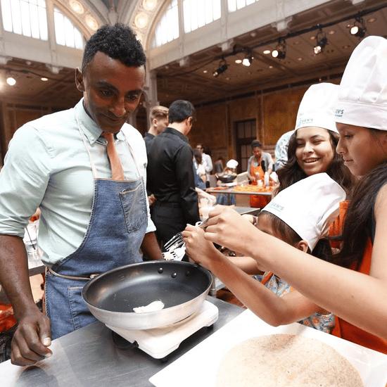 Marcus Samuelsson's Cooking Tips