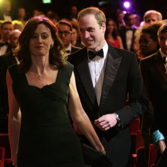 Prince William Calls A-List Actress Granny 2014 BAFTA Awards
