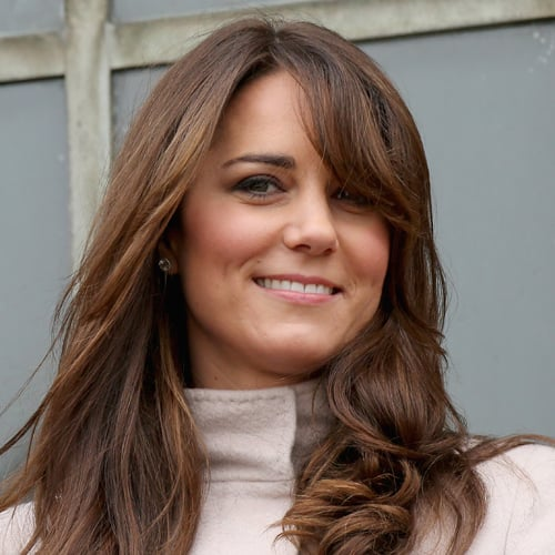 Kate Middleton's New Haircut in Cambridge (Video)