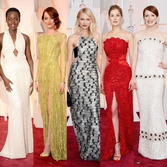 Oscars Best Dressed 2015