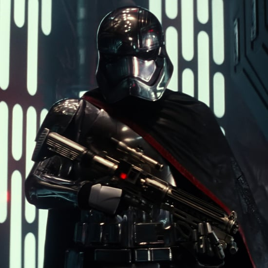 Is Jyn Erso Captain Phasma in Star Wars: The Force Awakens?