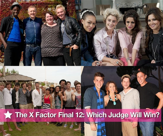 See The X Factor 2010 Final 12 And Tell Me Which Judge You Think Will Win The X Factor Final
