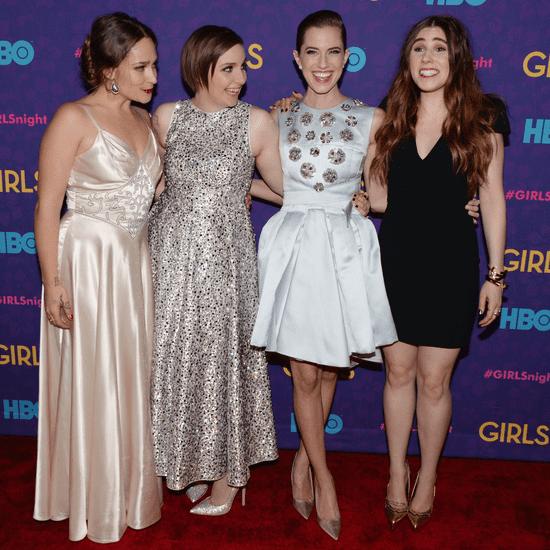 Girls Season-Three Premiere in NYC