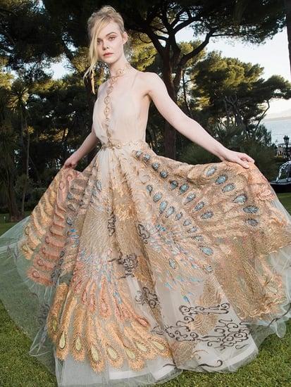 6 Stunning Dress Twirls Caught on Camera at the amfAR Gala
