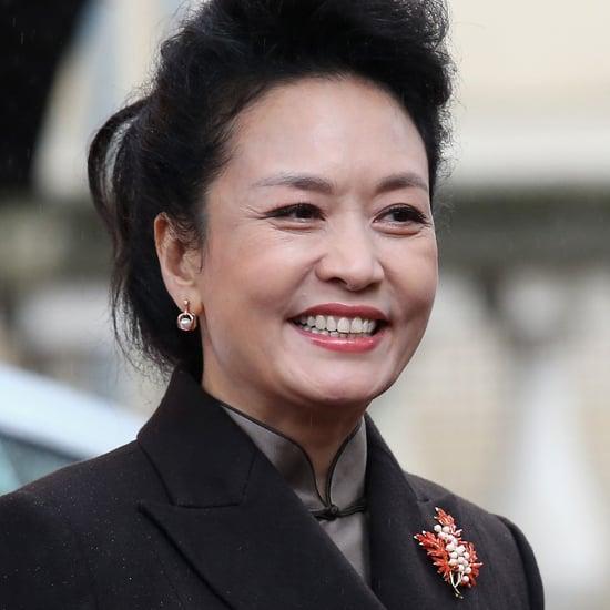 First Lady of China Peng Liyuan Style