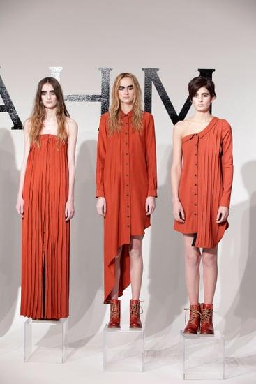 Fall 2011 New York Fashion Week: NAHM