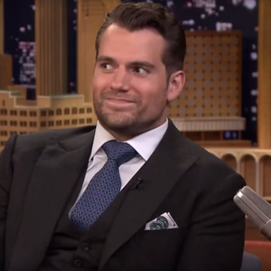 Henry Cavill Says He Has Sex to Work Out Video