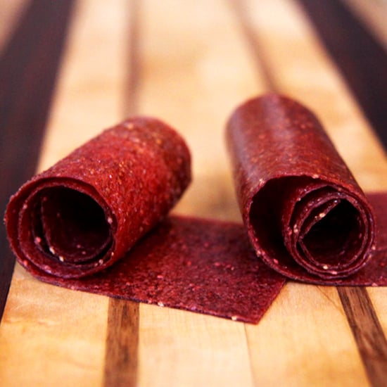 how to make fruit leather roll ups | POPSUGAR Fitness ...