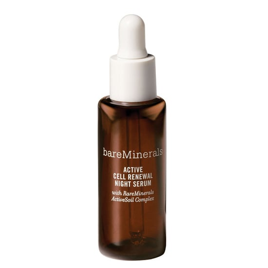 Review of Bare Escentuals' Active Cell Renewal Night Serum