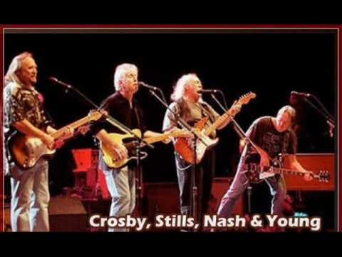 """Teach Your Children"" by Crosby, Stills, Nash, & Young"