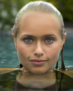 "How-To: Handle Chlorinated ""Green"" Hair"
