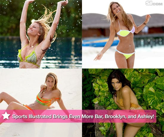 Photos of Ashley Greene, Bar Refaeli, and Brooklyn Decker in Bikinis For the 2010 Sports Illustrated Swimsuit Edition 2010-02-09 15:54:50