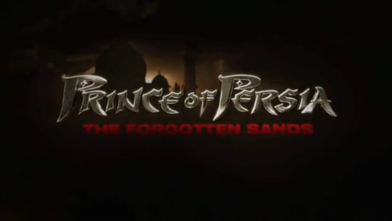 Prince of Persia: The Forgotten Sands Featurette