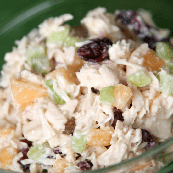 Dog-Friendly Turkey Salad Recipe