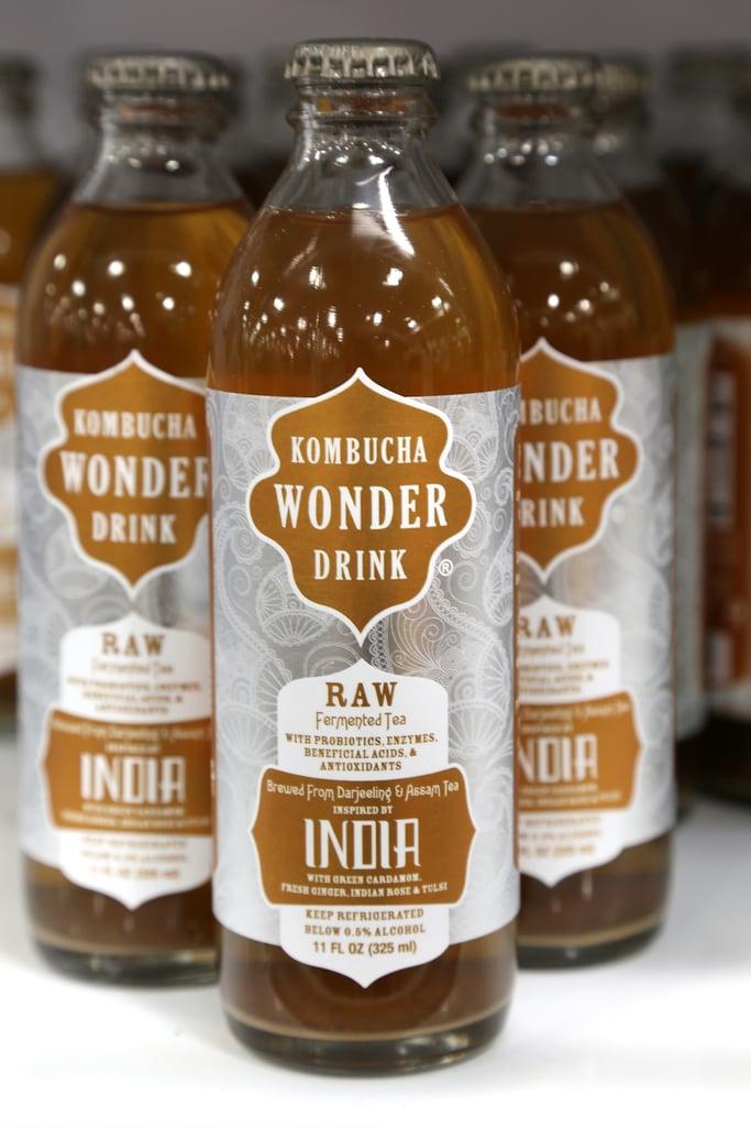 Best Tea: Kombucha Wonder Drink India