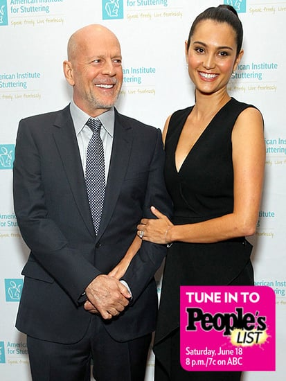 Bruce Willis on Meeting Wife Emma Heming Willis for the First Time: 'I Was Already in Love with Her'
