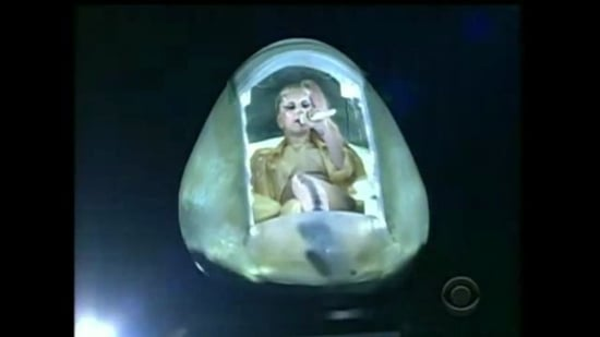 "Lady Gaga Performs ""Born This Way"" on the 2011 Grammy Awards"