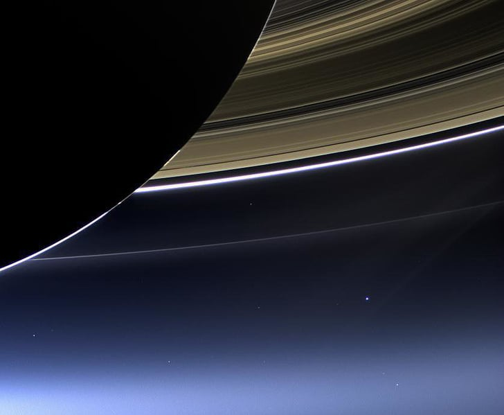 These Gorgeous Pics of Earth From Space Will Give You the Chills