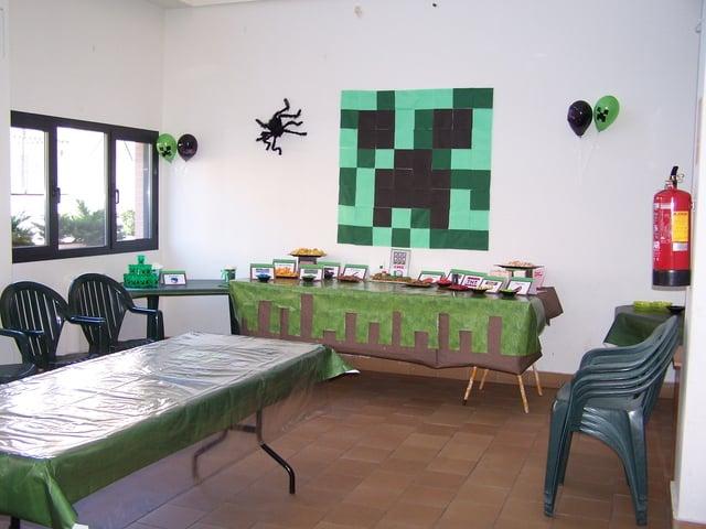 Game-Designed Decorations
