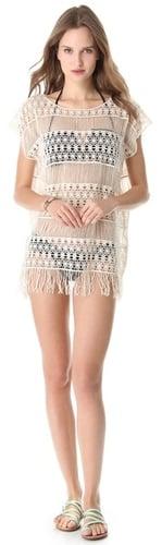 Bop basics Island Crochet Cover Up