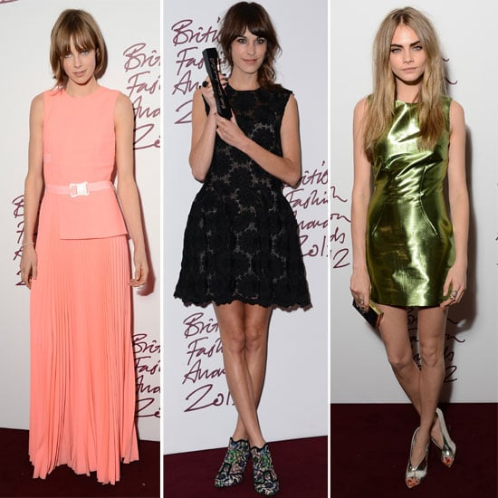 Brit-tastic! See the Style on Show at the 2012 British Fashion Awards