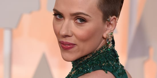 New Mom Scarlett Johansson Wows At The Oscars