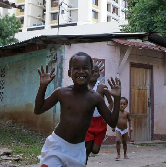 Family Battles Poor Children of Panama for Man's Fortune