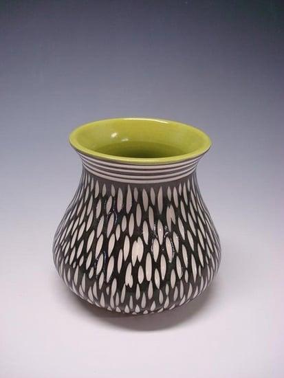 Etsy Find: Modern Porcelain Vase