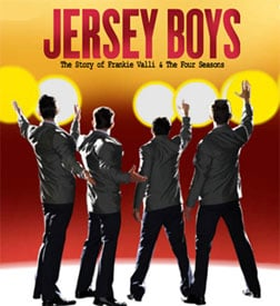 Jersey Boys Musical to Become a Movie