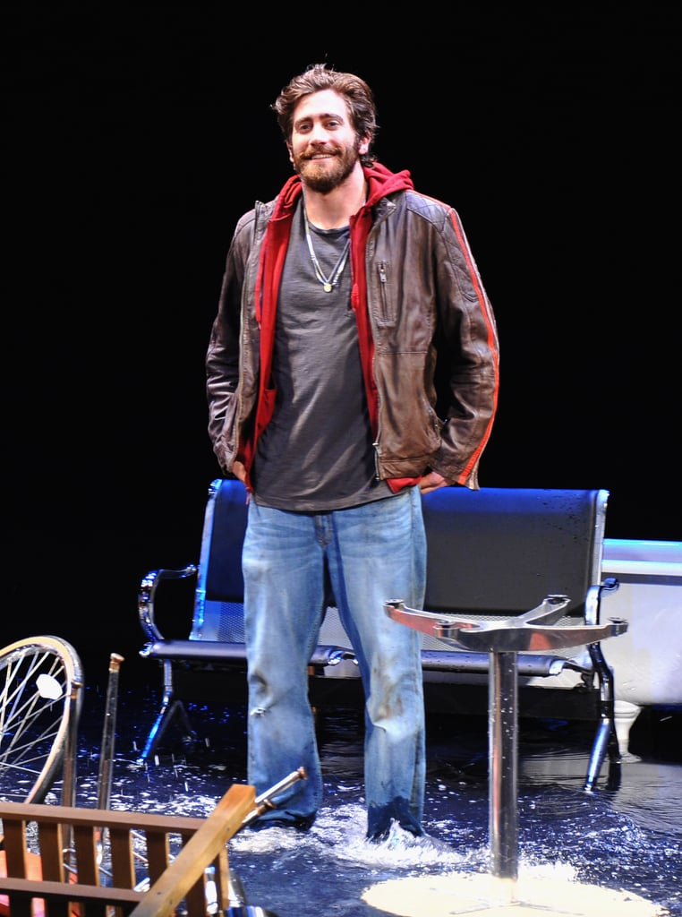 Jessica Chastain Supports Jake Gyllenhaal's Off-Broadway Debut
