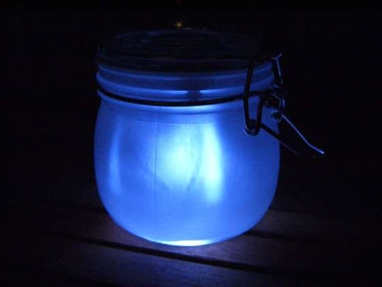 DIY: Homemade Moon Jar