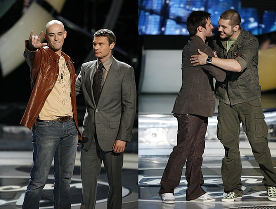 """American Idol"" Elimination: Time's Up for Chris and Phil"