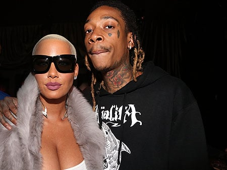 WATCH: Does Amber Rose Want to Have More Kids With Ex-Husband Wiz Khalifa?