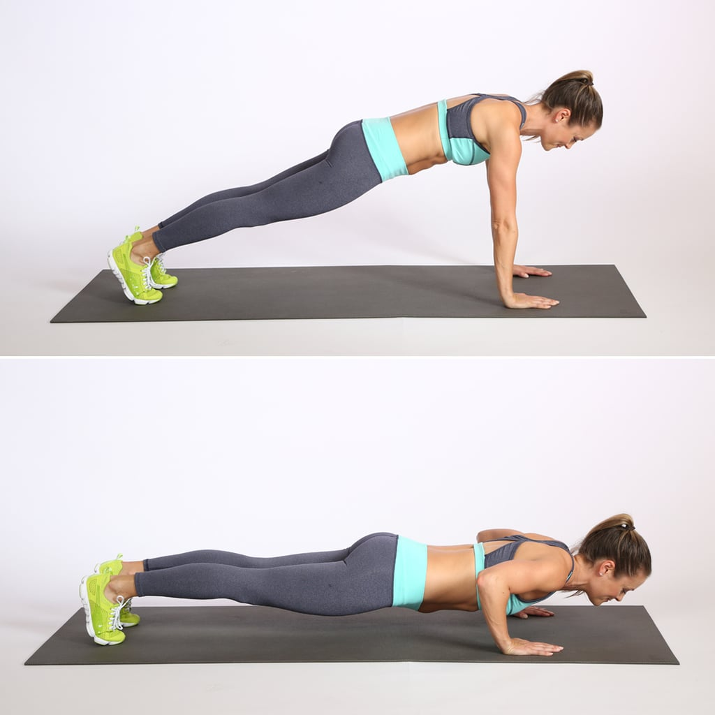 The 7-Minute HIIT Workout Challenge | Greatist Team ...