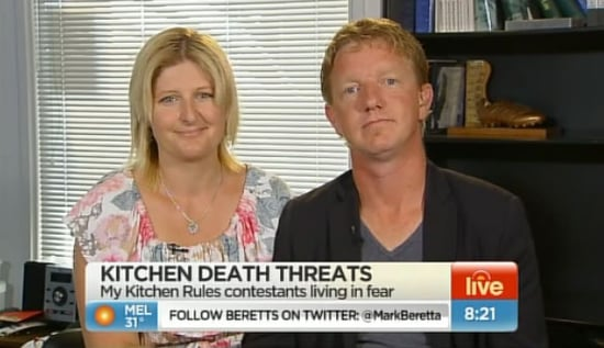 Hey dad actor robert hughes 39 daughter jessica defends him for Y kitchen rules contestants