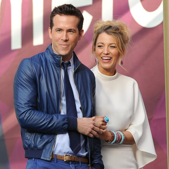 Pictures of Blake Lively and Ryan Reynold's Sweetest Moments Over The Years