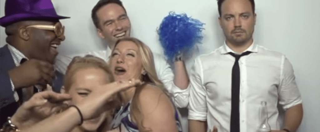 30 Is NOT the New 20 For This Guy Questioning His Entire Existence in a Party Photo Booth