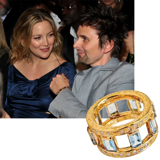 Kate Hudson Engaged; Designing Jewelry With Chrome Hearts 2011-04-27 10:45:18
