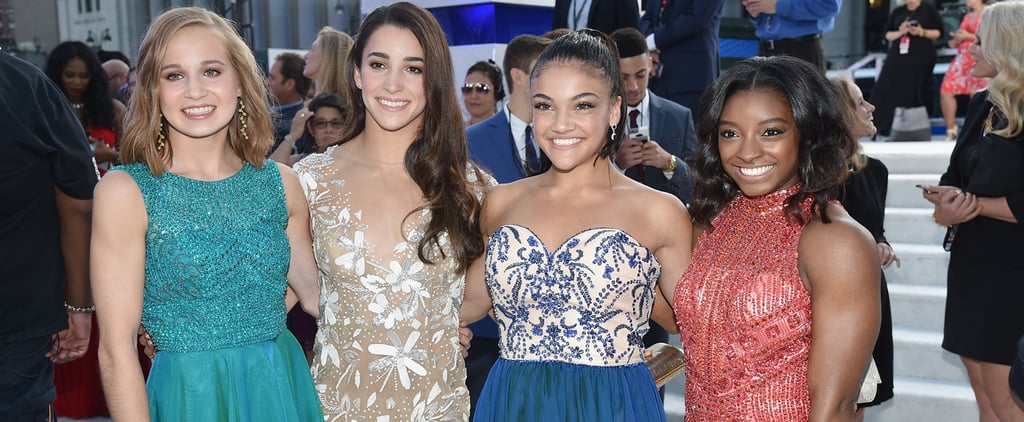 The Final Five Traded in Their Leotards For Sparkly Minis at the 2016 VMAs