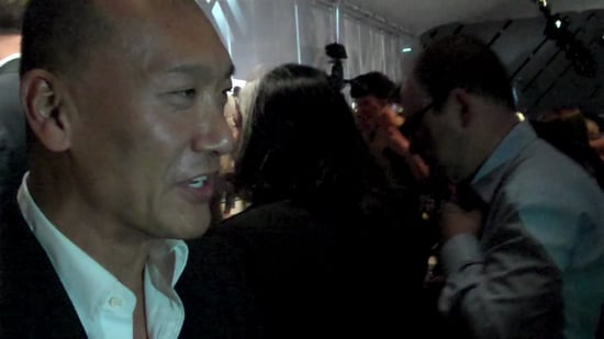 Video Interview with Joe Zee from Elle and The City