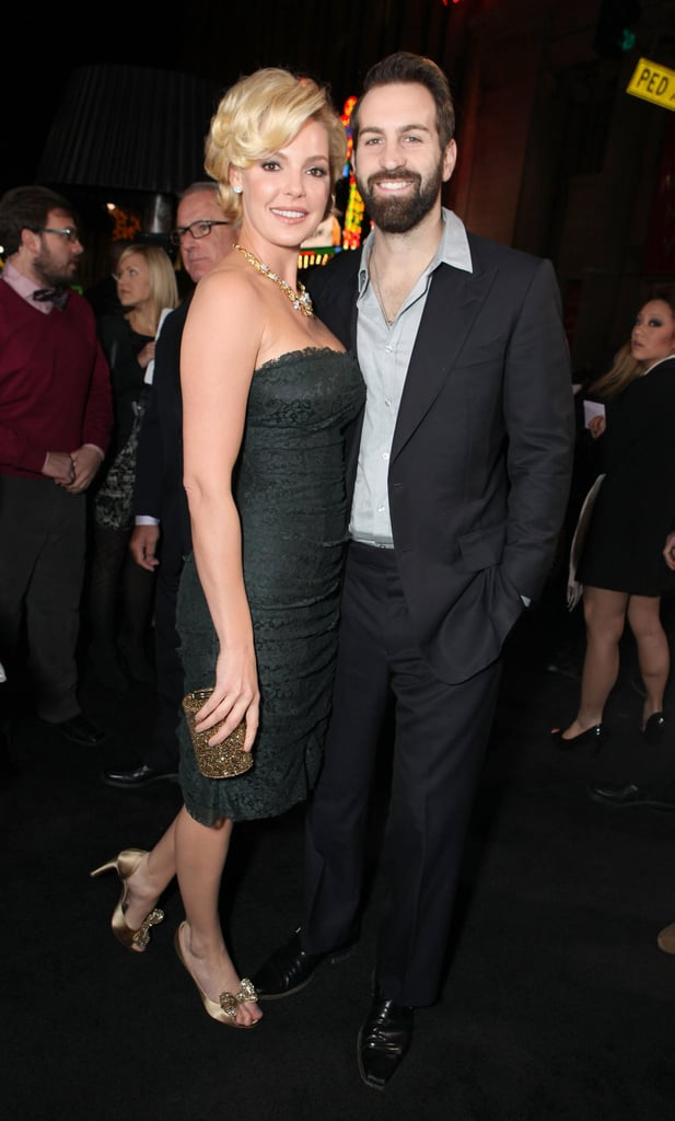Katherine Heigl and Josh Kelley were as cute as ever on the red carpet.