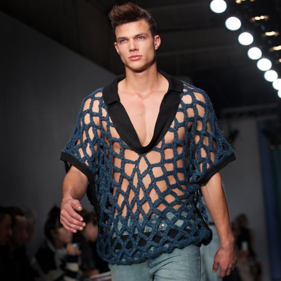 Boldest Fashion From Men's Spring 2014 | Pictures