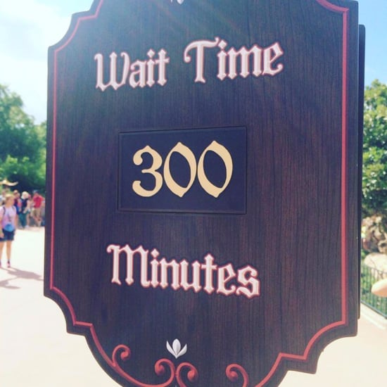 Frozen Ever After Wait Time