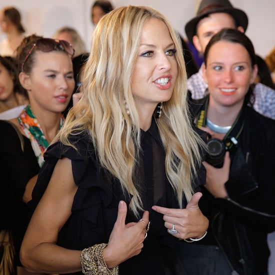 Rachel Zoe and Sklyer Berman Fashion Week Pictures