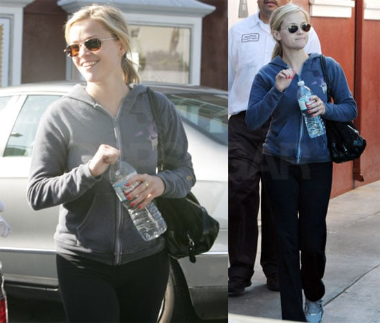 Photos of Reese Witherspoon in LA 2009-01-10 07:00:00
