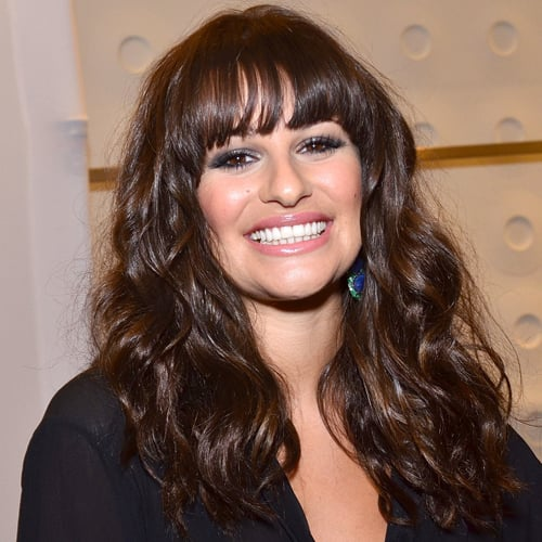 How to Get Wavy Hair Like Lea Michele