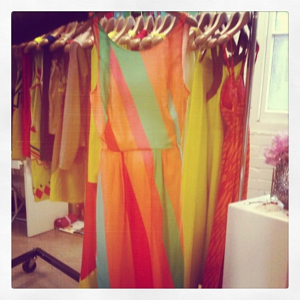 Kookai proved this Summer is going to be long and colourful...