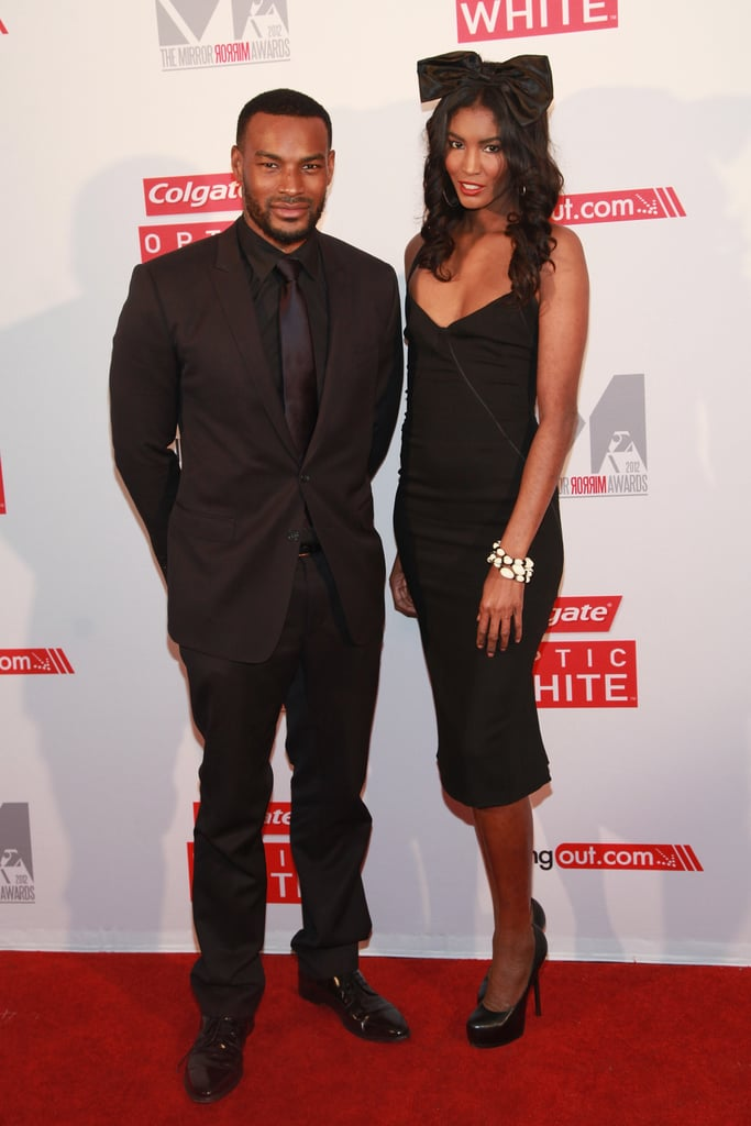 Tyson Beckford and Sessilee Lopez